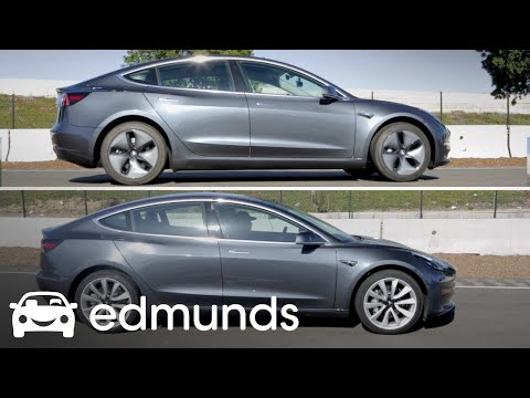 Xxx Mp4 2017 Tesla Model 3 Track Test Update Edmunds 3gp Sex
