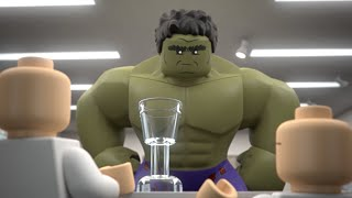 Hulk Goes Shopping - LEGO Marvel Super Heroes - Mini Movie