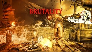 Mortal Kombat X Online Matches: Getting My A$$ Whooped 2 - Puttin' Rice Wine in the Wound