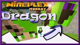 The Obsidian Lizard🐲Dragon Theme Master Builders Battle, Mineplex Monday, SallyGreenGamer Minecraft