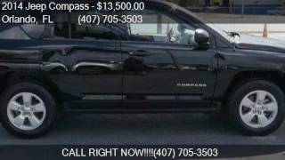 2014 Jeep Compass Sport 4dr SUV for sale in Orlando, FL 3280