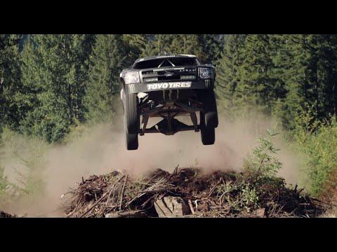 Toyo Tires BJ Baldwin s Recoil 3 Sasquatch Hunter