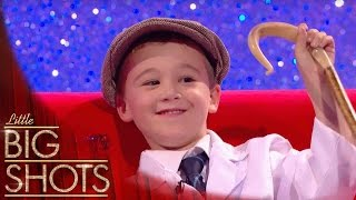 5yr old shepherd melts our hearts in adorable interview   Little Big Shots