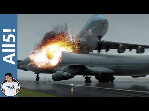 5 Worst Plane Crashes Of All Time!