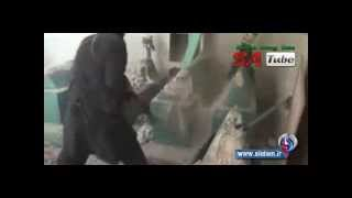 اخبار سوريا اليوم: هام جدا.. فيديو هدم القبور في شرق حلب من قبل القاعدة