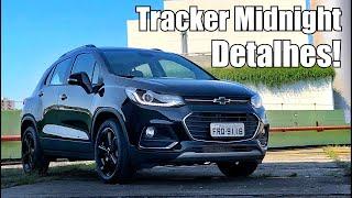 Chevrolet Tracker Midnight em detalhes - Falando de Carro