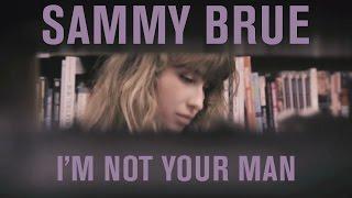 """Sammy Brue - """"I"""