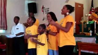 Come Let Us Praise Him - by the Young Generation Choir of Mt. Calvary UMC