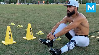 Fastest Footwork Drills Ever | Muscle Madness