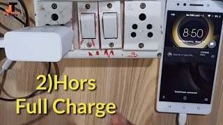 How To Connect Fast Charging Lenovo