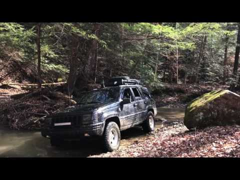 Off Road on the Daniel Boone Backcountry Byway (With the DJI Phantom 3S)