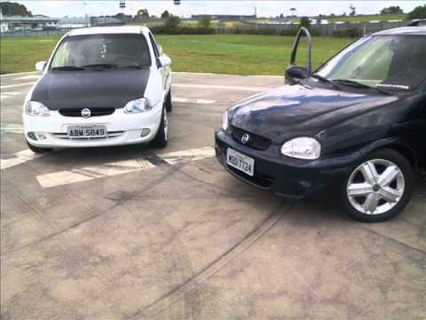 Pick up Corsa Team.wmv
