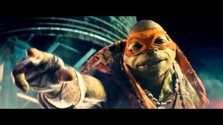As Tartarugas Ninja (2014) - Trailer 2 HD Dublado [Megan Fox]