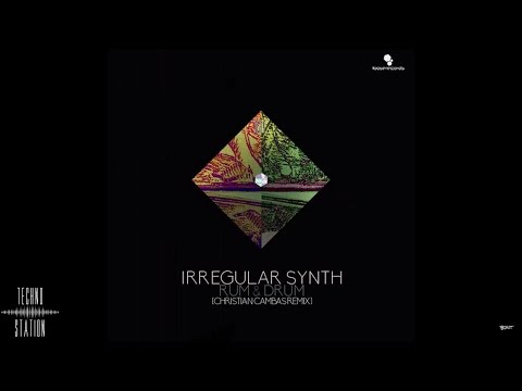 Irregular Synth - Techno Room [Loose Records]
