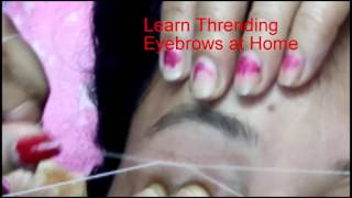 How to Learn Eyebrows Formal/Beautician
