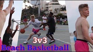 3v3 Beach Basketball