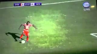 Goli la kwanza alilofunga Mwinyi kazimoto Dhidi ya Ndanda FC