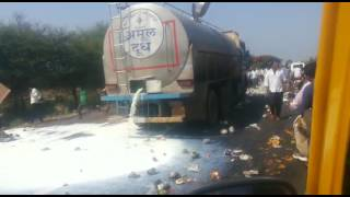 Farmers Strike In Maharashtra : Live Uncut Footage 04