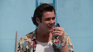 Ace Ventura:Pet Detective/Best scene/Jim Carrey/Troy Evans/Courteney Cox