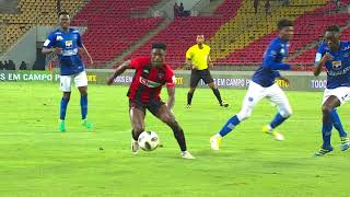FULL HD - 1º Agosto x Recreativo da Caala - Highlights - Girabola ZAP 2018