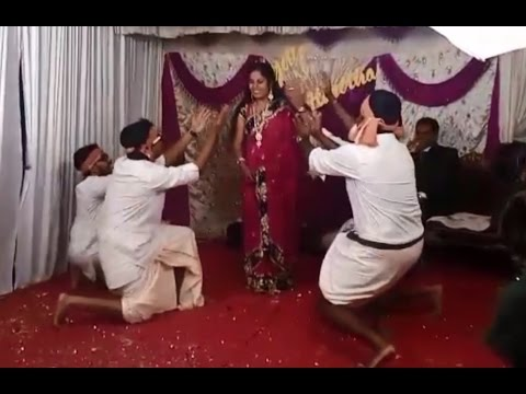 Surprise Funny Dance On Wedding At Thykoodam Kerala
