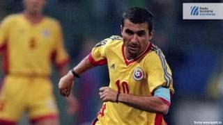 Gheorghe Hagi, cel mai bun fotbalist român al secolului XX