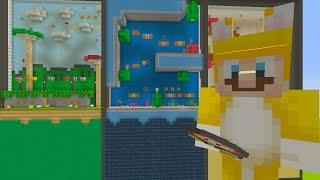 Minecraft Wii U - Murder Mystery - Super Mario Run