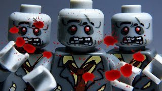 Lego Zombies - Eps. 1 - Where it all began