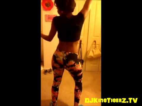 Jersey Club Music Booty Bounce Dance