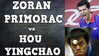 ZORAN PRIMORAC vs HOU YINGCHAO (Russian Open 2006/Full m-Short f/final/Primorac - Hou Yingchao)