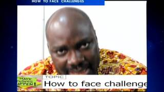 How to face challenges - Odo Ahomaso (24-3-17)