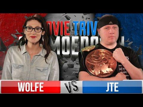 Movie Trivia Schmoedown - Clarke Wolfe Vs. JTE