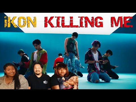 iKON Killing Me MV Reaction