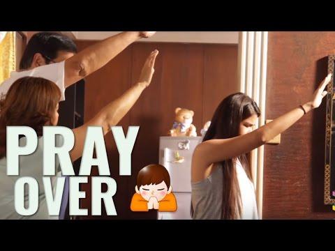 Nadine Lustre and Yam Concepcion Pray Over