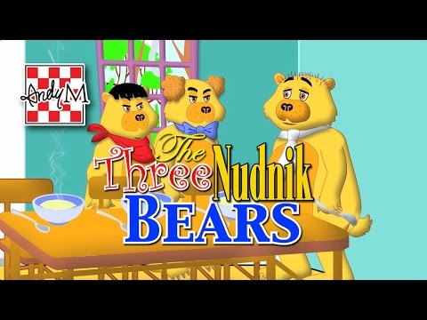 The 3 Nudnik Bears