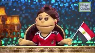 أبلة فاهيتا  تريقة على سعد سمير وصلاح والننى مسخرة هتموت من الضحك