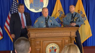 State police head retires amid speculation of job offer
