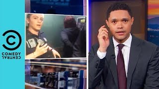 Black People Can't Even Take A Nap In Peace   The Daily Show With Trevor Noah