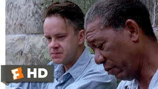 The Shawshank Redemption (1994) - Get Busy Living or Get Busy Dying Scene (6/10) | Movieclips