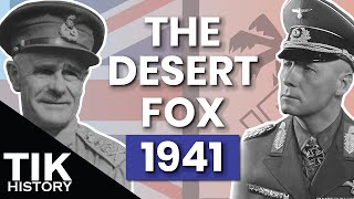 The Desert Fox | Rommel's FIRST Battle in the North African Campaign | BATTLESTORM