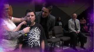 Deaf Boy healed in Beaumont TX