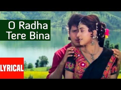 Xxx Mp4 O Radha Tere Bina Lyrical Video Radha Ka Sangam Govinda Juhi Chawla 3gp Sex