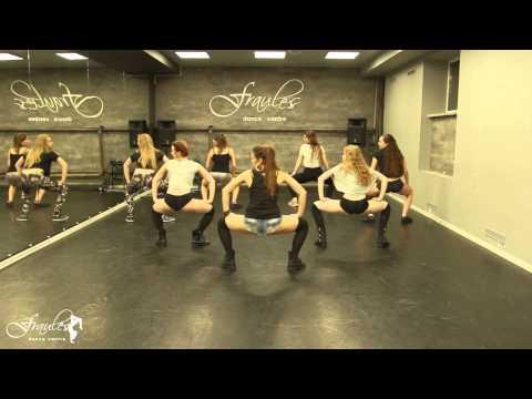 New twerk choreo on song (Eric Bellinger – Focused On You) by Maru