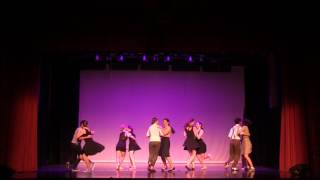 Partner Dances of the Americas: California Routine