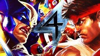 Marvel Vs Capcom 4 Coming In 2017? - Marvel Vs Capcom 4 Gameplay Reveal At Playstation Experience?
