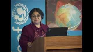 Early childhood education in Central and Eastern Europe/Central Asia (Dr. Deepa Grover)