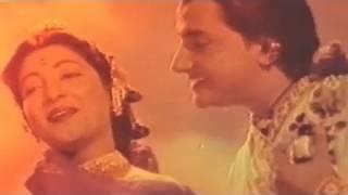O Ji O Ji Chhodo Bhi - Bharat Bhushan, Suchitra Sen, Champa Kali Song (Duet)