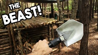 The Ultimate SURVIVAL TOOL - This thing is a BEAST!