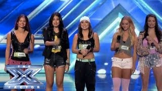 Drama Drama and Forever Young are TOO OLD! - THE X FACTOR USA 2013