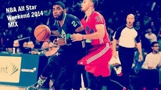 NBA All Star Weekend 2014 MIX ᴴᴰ